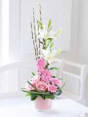 Pink Scented Glamour Arrangement