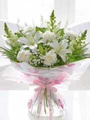 Timeless Beauty Mother's Day Hand-tied