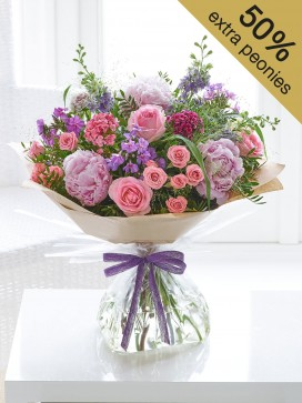 Cottage Garden Hand-tied